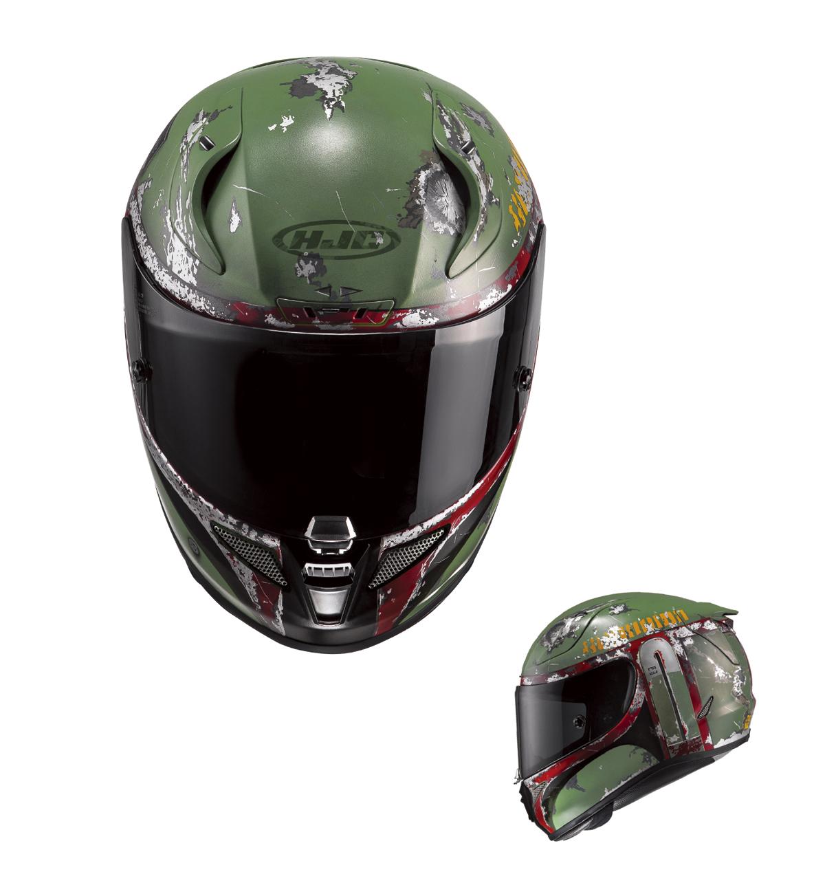 Outro vilão, Boba Fett, também terá seu capacete integral
