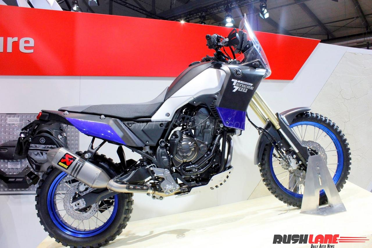 Prot tipo yamaha t n r 700 world raid t na estrada for Yamaha 700 tenere