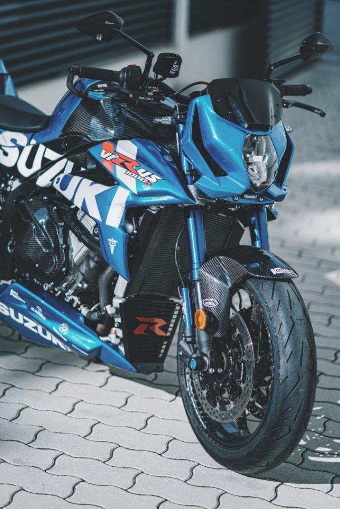 Suzuki Virus 1000 R, o cómo hacerse una naked ultraligera