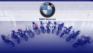 BMW GS 40 anos