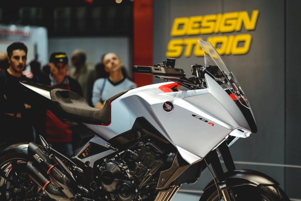 Honda CB4 X